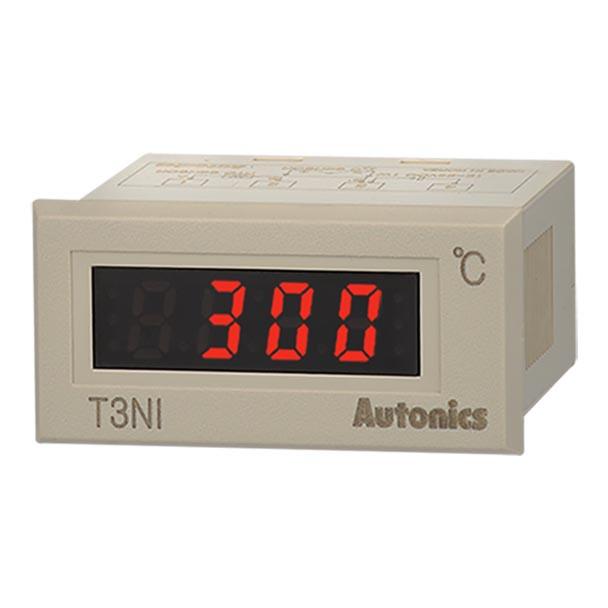 Autonics Controllers Temperature Controllers Indicator T3NI SERIES T3NI-NXNJ4C-N (A1500000175)
