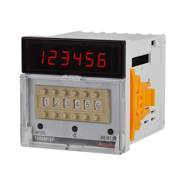 Autonics Controllers Counter & Timer Measure Counter FM SERIES FM6M-1P4 (A1000000146)