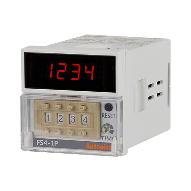 Autonics Controllers Counter & Timer Counter FS SERIES FS4-1P4 (A1000000152)