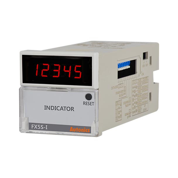 Autonics Controllers Counter & Timer Digital Switch FXS SERIES FX5S-I4 (A1000000168)