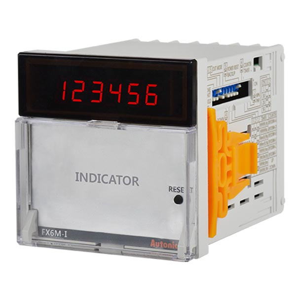 Autonics Controllers Counter & Timer Digital Switch FX SERIES FX6M-I4 (A1000000173)