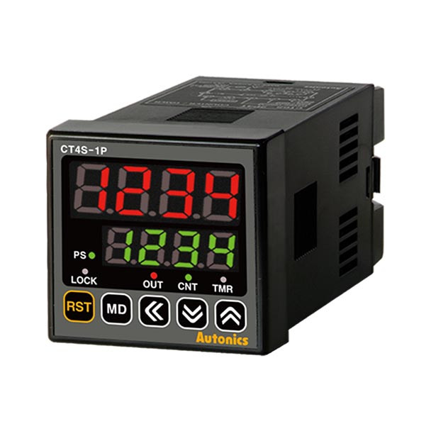 Autonics Controllers Counter & Timer Programmable CTS SERIES CT4S-1P4 (A1000001259)