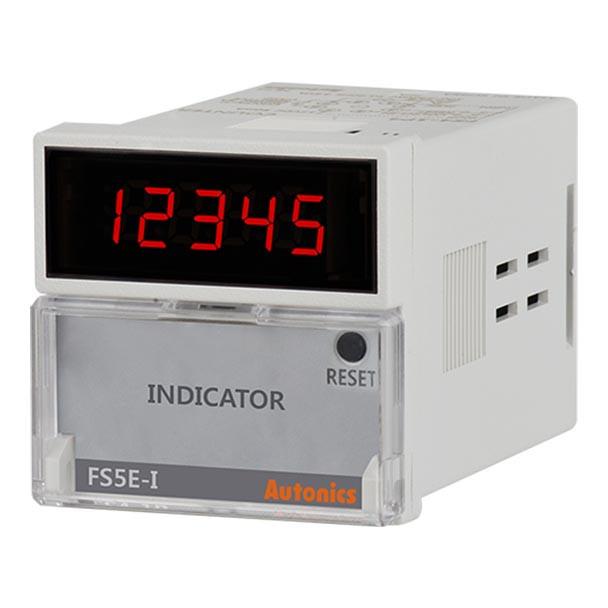 Autonics Controllers Counter & Timer Digital Timer FSE SERIES FS5E-I4 (A1050000273)