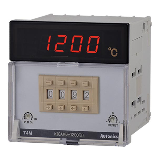 Autonics Controllers Temperature Controllers Digital Switch T4M SERIES T4M-B4SRFC-N (A1500000327)