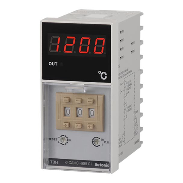 Autonics Controllers Temperature Controllers Digital Switch T3H SERIES T3H-B4RP4C-N (A1500000341)