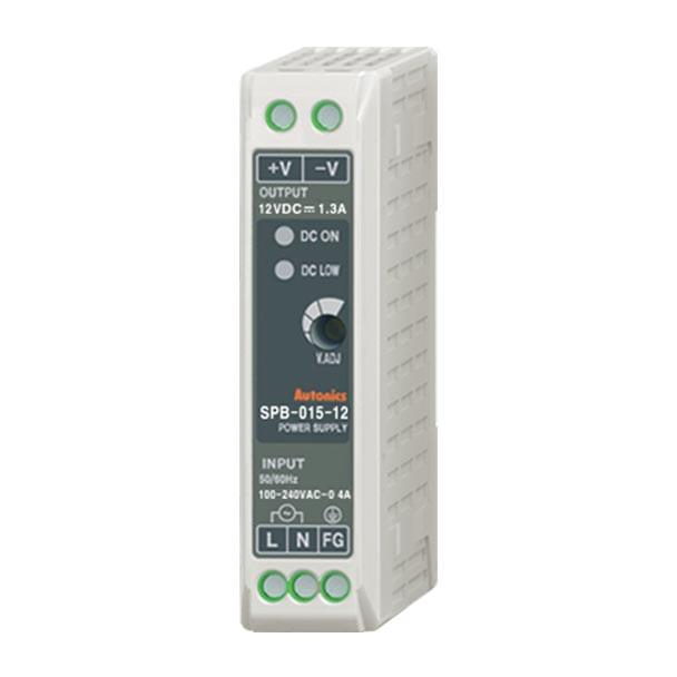 Autonics Controllers Power Supply Din-Rail SPB SERIES SPB-015-12 (A1200000026)