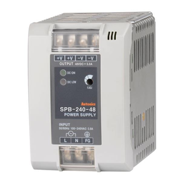 Autonics Controllers Power Supply Din-Rail SPB SERIES SPB-240-48 (A1200000030)