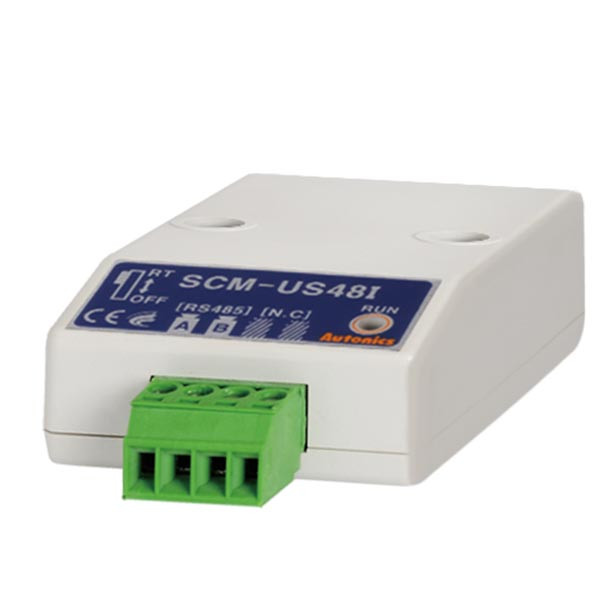 Autonics Controllers Field Network Communication Converter SCM SERIES SCM-US48I (A1250000006)
