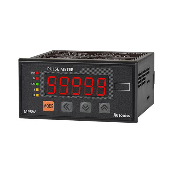 Autonics Controllers Pulse Meters Multi Pulse Meter MP5W SERIES MP5W-49 (A1300000123)