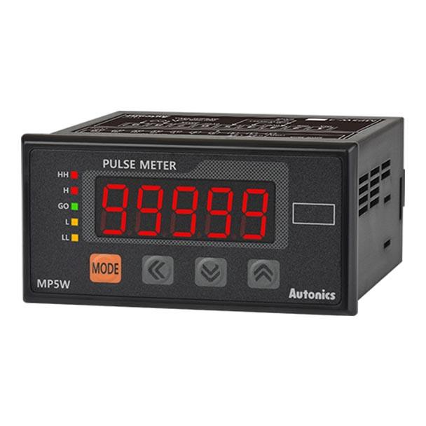 Autonics Controllers Pulse Meters Multi Pulse Meter MP5W SERIES MP5W-24 (A1300000128)