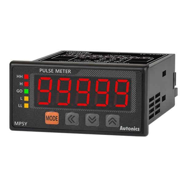Autonics Controllers Pulse Meters Multi Pulse Meter MP5Y SERIES MP5Y-21 (A1300000141)