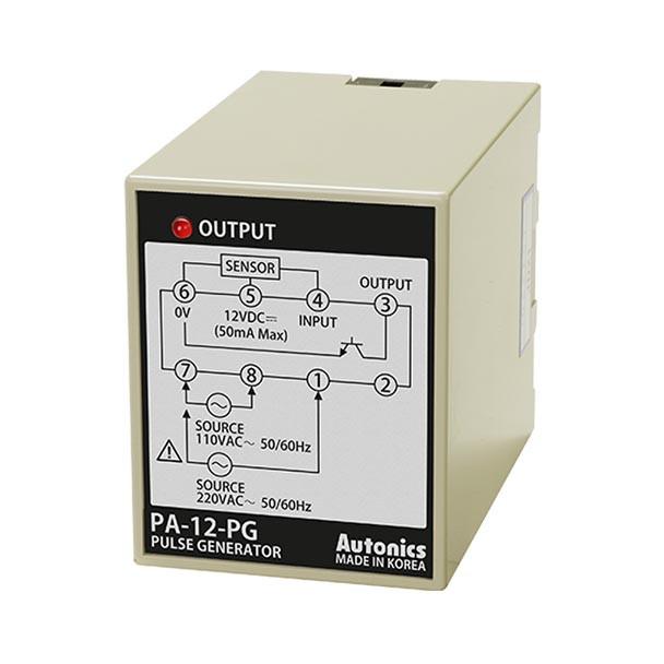 Autonics Controllers Power Controller Sensor Controller PA-12 SERIES PA-12-PG (A1150000002)