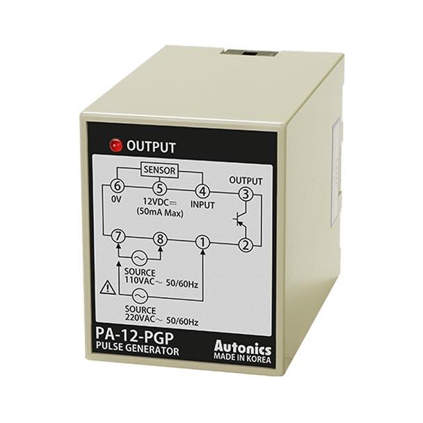 Autonics Controllers Power Controller Sensor Controller PA-12 SERIES PA-12-PGP (A1150000003)