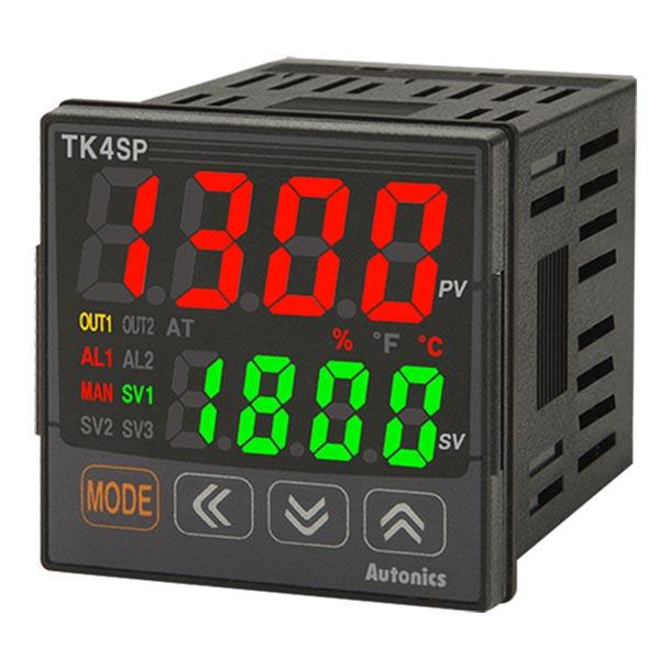 Autonics Controllers Temperature Controllers TK4SP SERIES TK4SP-14CC (A1500001306)