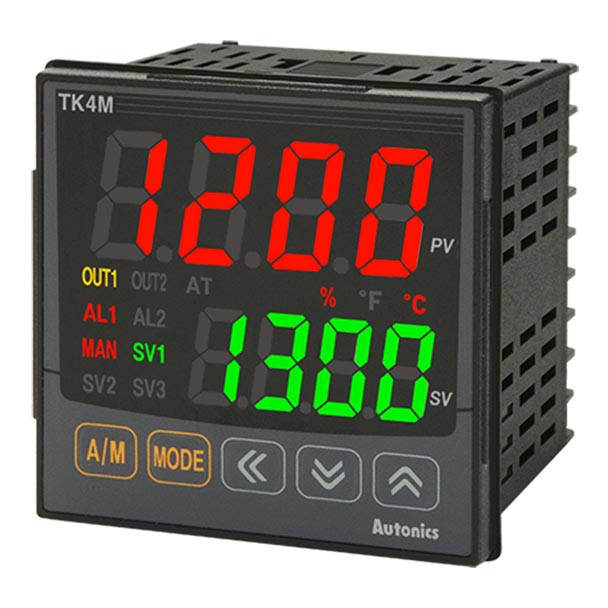 Autonics Controllers Temperature Controllers TK4M SERIES TK4M-R4CN (A1500001347)