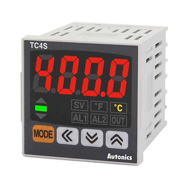 Autonics Controllers Temperature Controllers TC4S SERIES TC4S-24R (A1500001032)