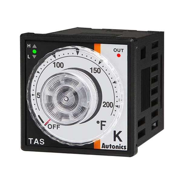 Autonics Controllers Temperature Controllers Analog TAS SERIES TAS-B4RK1F (A1500001973)