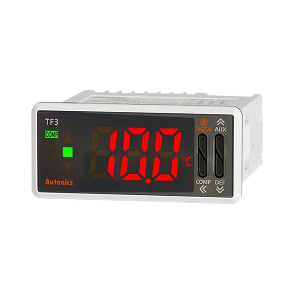 Autonics Controllers Temperature Controllers Freezing/Defrost TF SERIES TF33-34A-T (A1500002599)