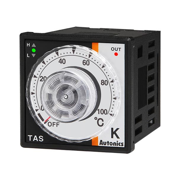 Autonics Controllers Temperature Controllers Analog TAS SERIES TAS-B4RK8C (A1500002609)