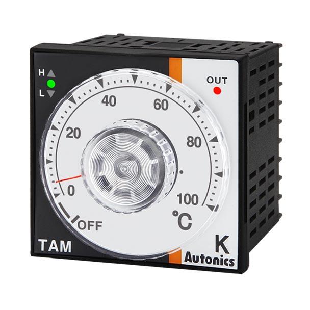 Autonics Controllers Temperature Controllers Analog TAM SERIES TAM-B4SK1C (A1500002669)