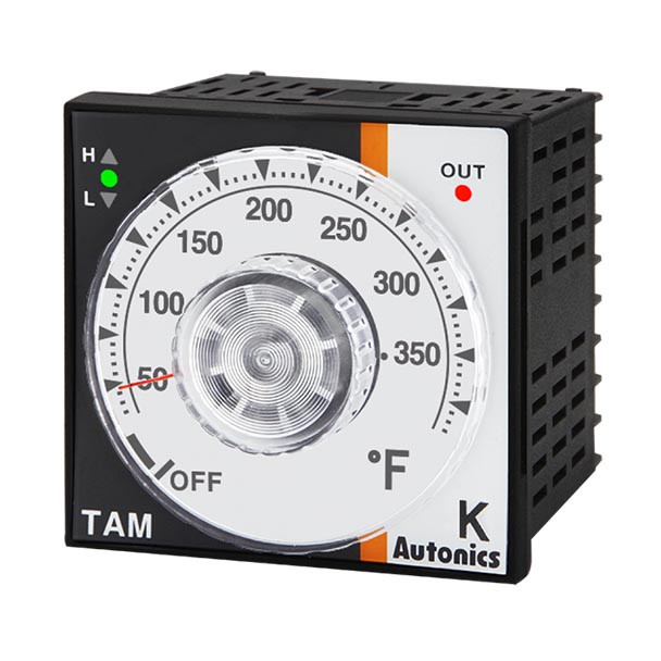 Autonics Controllers Temperature Controllers Analog TAM SERIES TAM-B4SK2F (A1500002676)