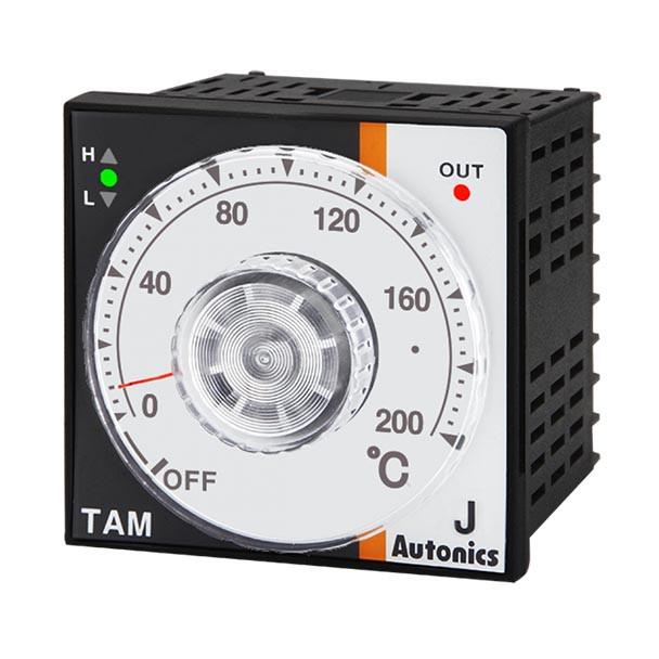 Autonics Controllers Temperature Controllers Analog TAM SERIES TAM-B4SJ2C (A1500002687)