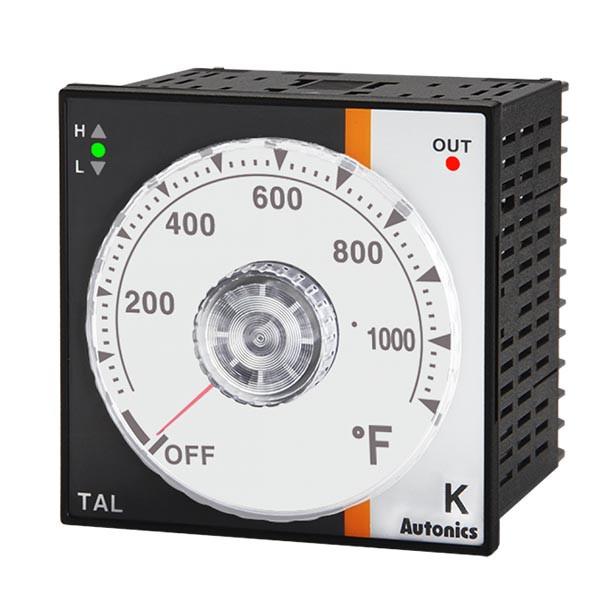 Autonics Controllers Temperature Controllers Analog TAL SERIES TAL-B4RK6F (A1500002718)