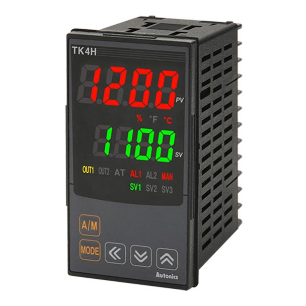 Autonics Controllers Temperature Controllers TK4H SERIES TK4H-R2RC (A1500001752)