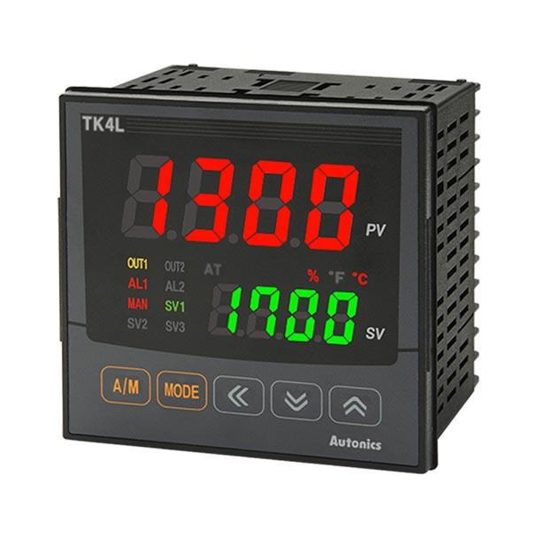Autonics Controllers Temperature Controllers TK4L SERIES TK4L-T2CR (A1500001914)
