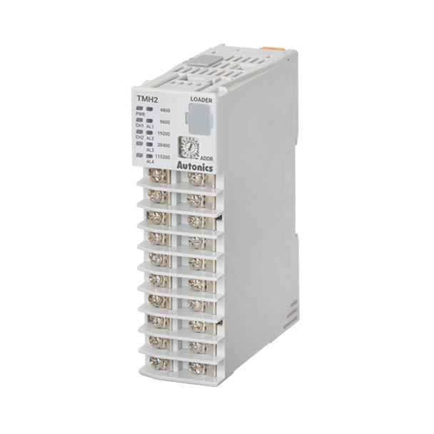 Autonics Controllers Temperature Controllers Advanced Multichanner TMH2 SERIES TMH2-22CE (A1500002771)