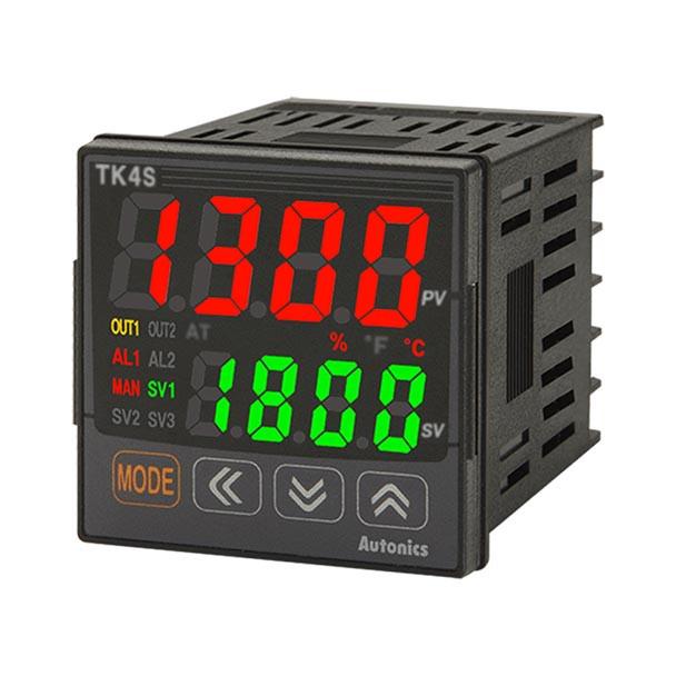 Autonics Controllers Temperature Controllers TK4S SERIES TK4S-D4CN (A1500002828)