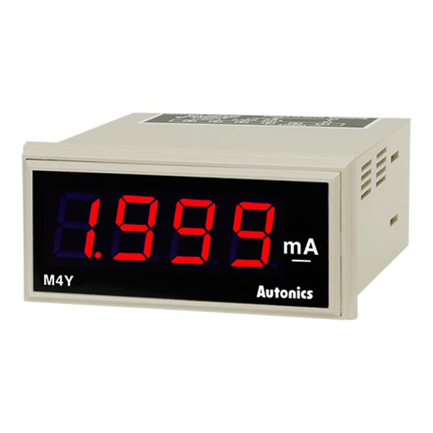 Autonics Controllers Panel Meters M4Y SERIES M4Y-DA-2 (A1550000041)