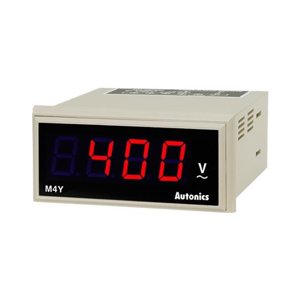 Autonics Controllers Panel Meters M4Y SERIES M4Y-AV-6 (A1550000055)