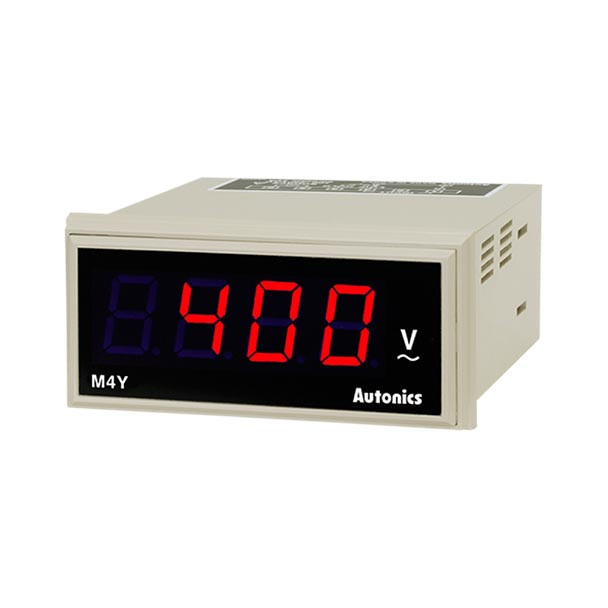 Autonics Controllers Panel Meters M4Y SERIES M4Y-AVR-6 (A1550000060)