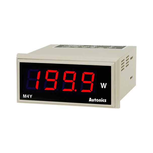 Autonics Controllers Panel Meters M4Y SERIES M4Y-W-1 (A1550000076)