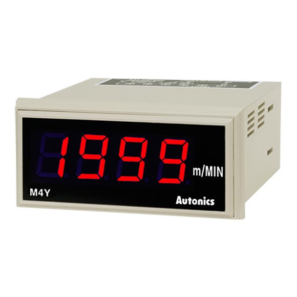 Autonics Controllers Panel Meters M4Y SERIES M4Y-S-DX (A1550000086)