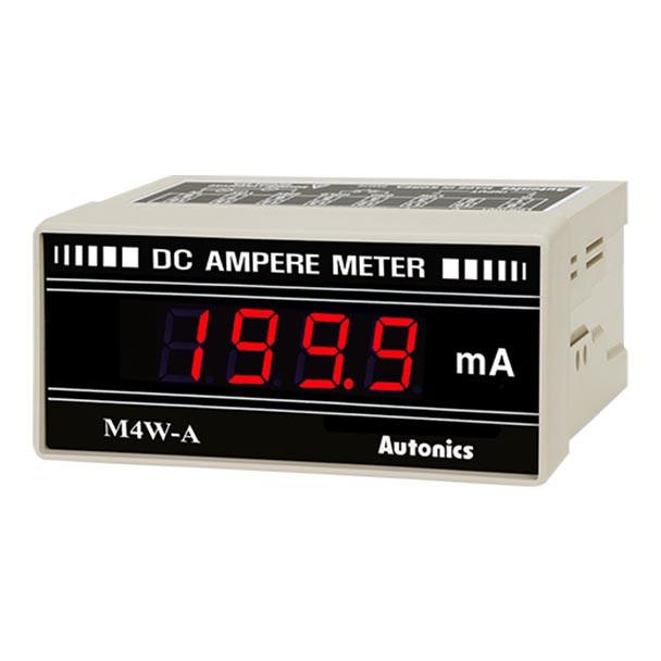 Autonics Controllers Panel Meters M4W SERIES M4W-DA-4 (A1550000106)