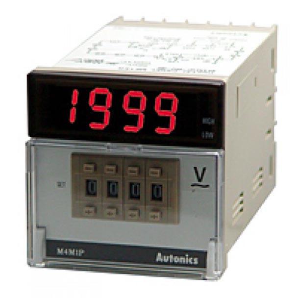 Autonics Controllers Panel Meters M4W SERIES M4W-AV-3 (A1550000114)