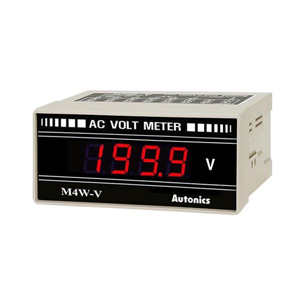 Autonics Controllers Panel Meters M4W SERIES M4W-AV-4 (A1550000115)