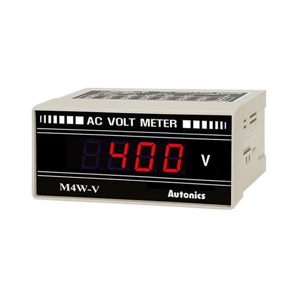 Autonics Controllers Panel Meters M4W SERIES M4W-AV-6 (A1550000116)