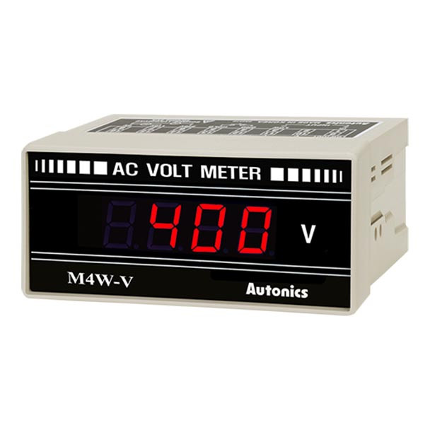 Autonics Controllers Panel Meters M4W SERIES M4W-AVR-6 (A1550000122)