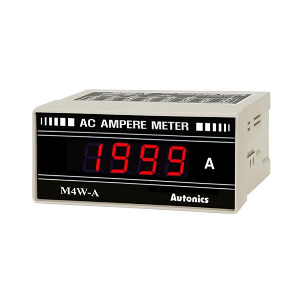 Autonics Controllers Panel Meters M4W SERIES M4W-AA-6 (A1550000129)