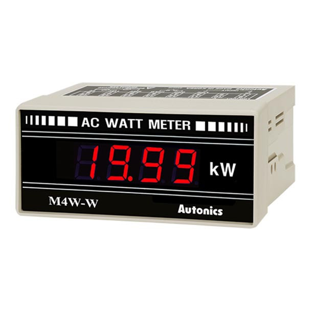Autonics Controllers Panel Meters M4W SERIES M4W-W-3 (A1550000140)