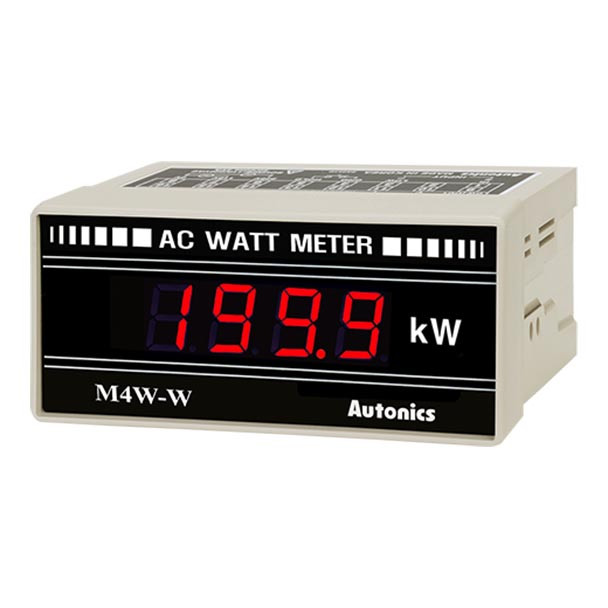 Autonics Controllers Panel Meters M4W SERIES M4W-W-4 (A1550000141)