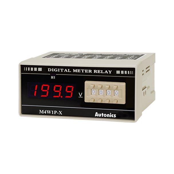 Autonics Controllers Panel Meters M4W1P SERIES M4W1P-DV-XX (A1550000162)