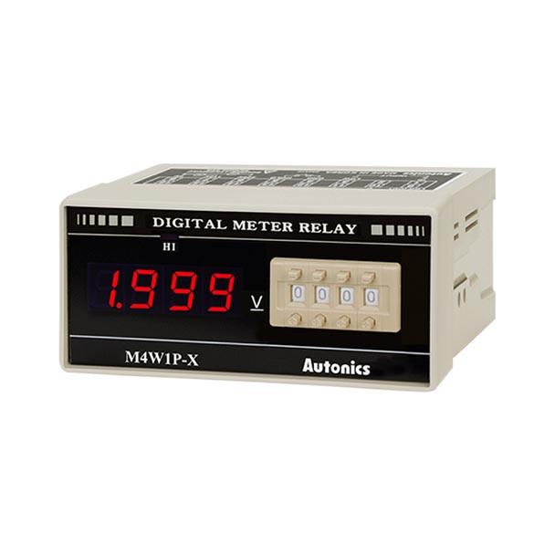 Autonics Controllers Panel Meters M4W1P SERIES M4W1P-DV-2 (A1550000164)
