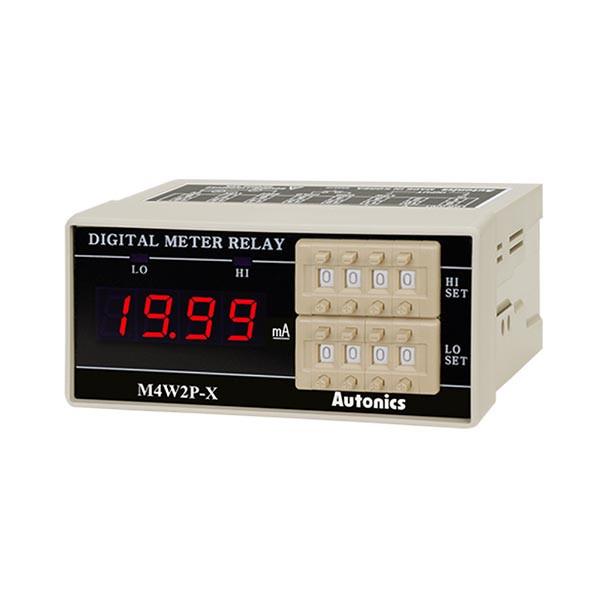 Autonics Controllers Panel Meters M4W2P SERIES M4W2P-DI-XX (A1550000215)