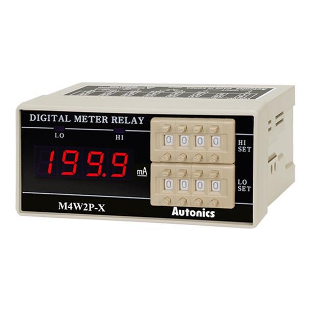 Autonics Controllers Panel Meters M4W2P SERIES M4W2P-DA-4 (A1550000229)