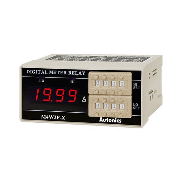 Autonics Controllers Panel Meters M4W2P SERIES M4W2P-DA-7 (A1550000232)