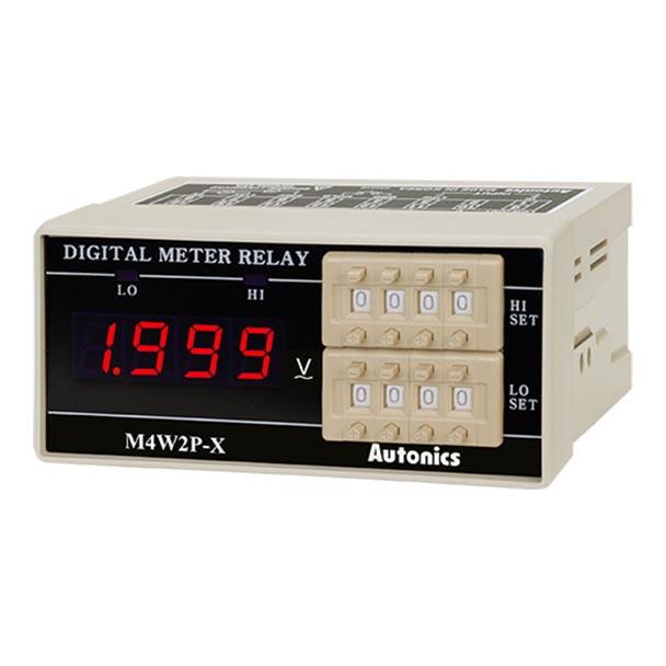 Autonics Controllers Panel Meters M4W2P SERIES M4W2P-AV-2 (A1550000236)